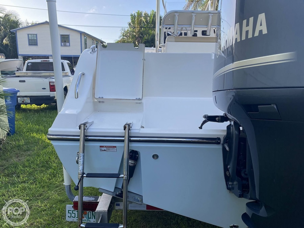 2014 Cobia boat for sale, model of the boat is 237 & Image # 22 of 40