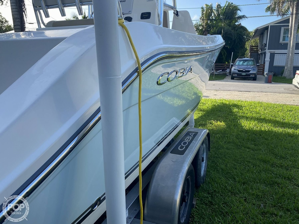 2014 Cobia boat for sale, model of the boat is 237 & Image # 25 of 40