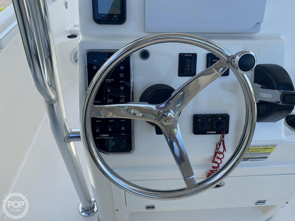 2014 Cobia boat for sale, model of the boat is 237 & Image # 28 of 40