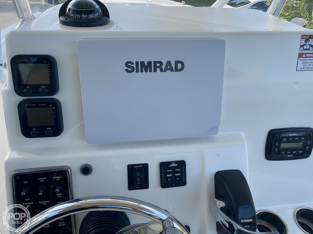 2014 Cobia boat for sale, model of the boat is 237 & Image # 30 of 40