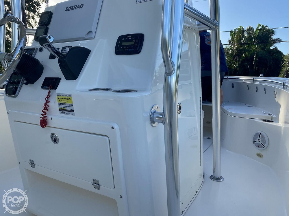 2014 Cobia boat for sale, model of the boat is 237 & Image # 35 of 40