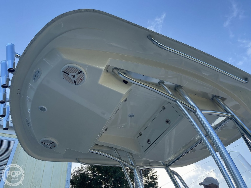 2014 Cobia boat for sale, model of the boat is 237 & Image # 37 of 40