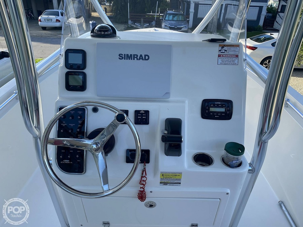 2014 Cobia boat for sale, model of the boat is 237 & Image # 40 of 40