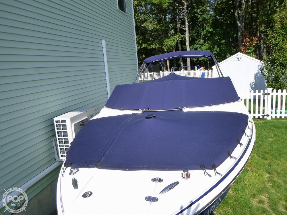 2011 Larson boat for sale, model of the boat is 238 LXi & Image # 24 of 40