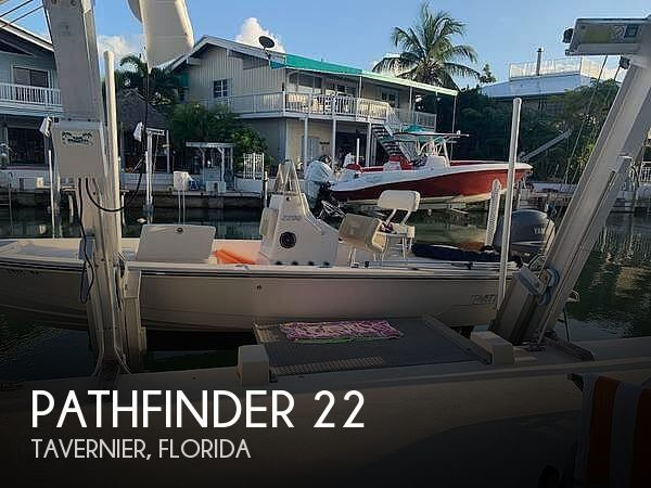 Used Pathfinder Boats For Sale by owner | 2009 Pathfinder 22