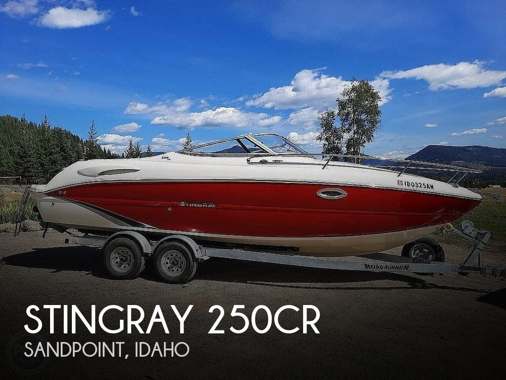 Used Stingray Boats For Sale by owner | 2016 Stingray 250CR
