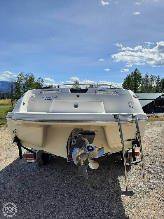 2016 Stingray boat for sale, model of the boat is 250CR & Image # 26 of 41