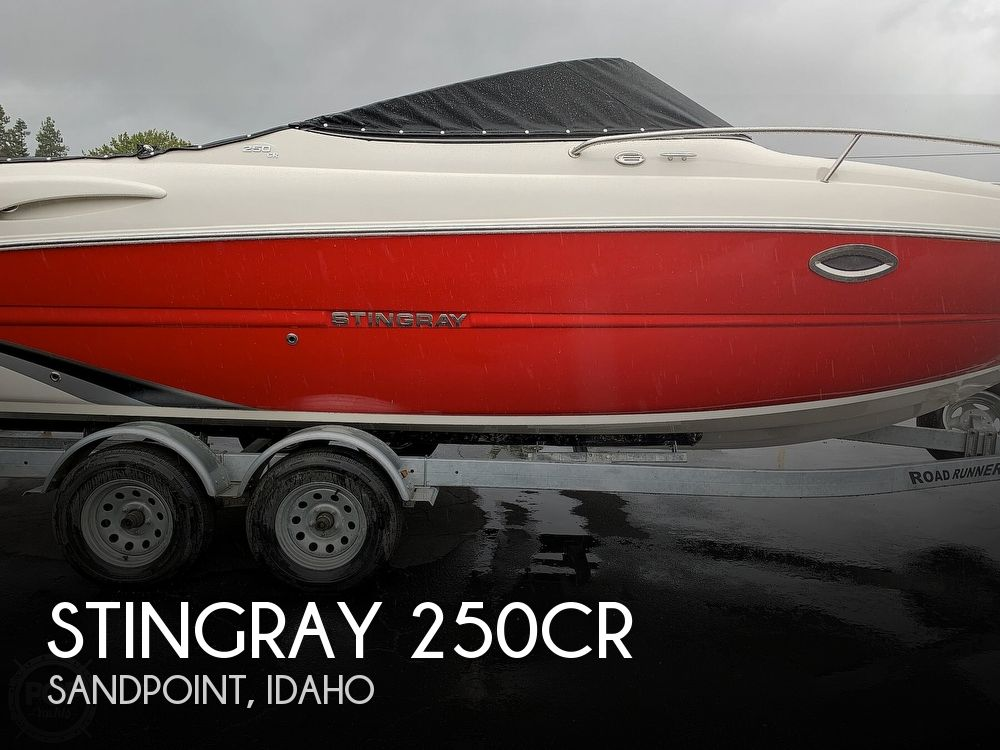 2016 Stingray boat for sale, model of the boat is 250CR & Image # 1 of 41