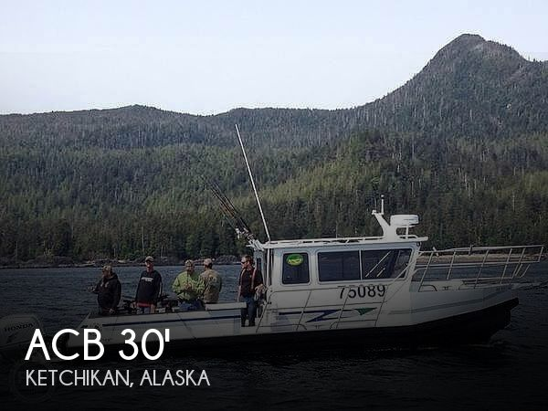 Used Boats For Sale in Alaska by owner | 2007 30 foot ACB Extreme Sportfish