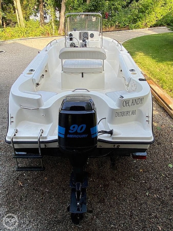 2002 Trophy boat for sale, model of the boat is 17 & Image # 2 of 41