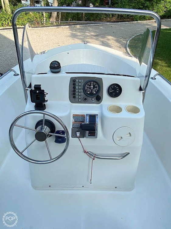 2002 Trophy boat for sale, model of the boat is 17 & Image # 10 of 41