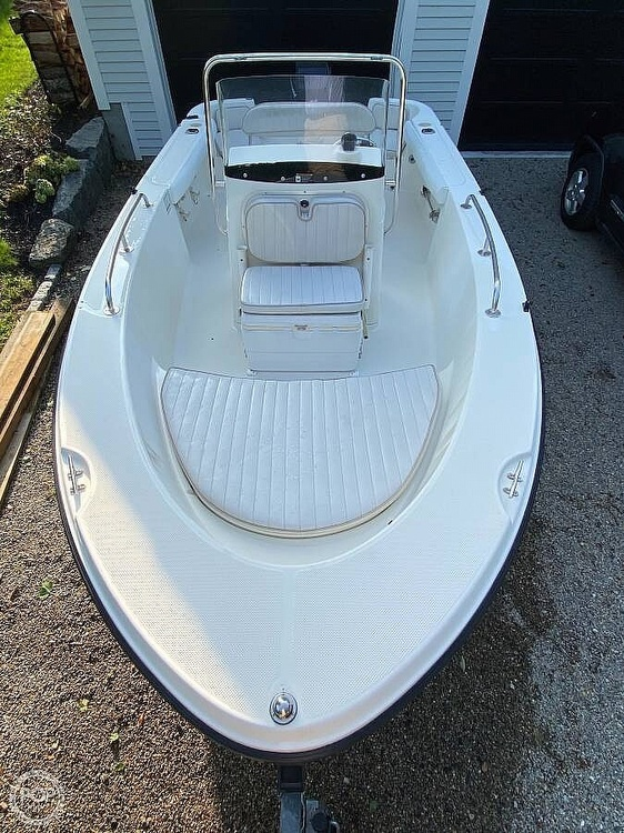 2002 Trophy boat for sale, model of the boat is 17 & Image # 12 of 41