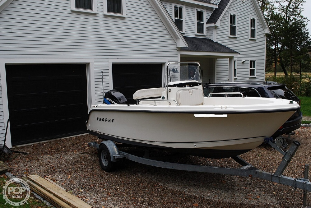 2002 Trophy boat for sale, model of the boat is 17 & Image # 8 of 41