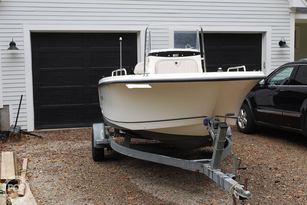 2002 Trophy boat for sale, model of the boat is 17 & Image # 7 of 41