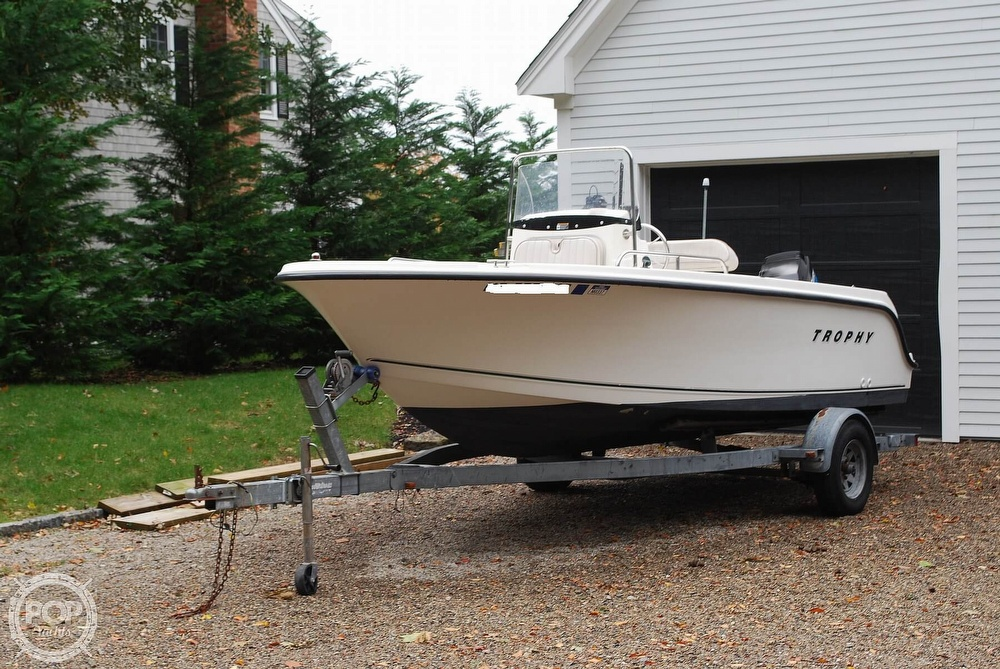 2002 Trophy boat for sale, model of the boat is 17 & Image # 3 of 41