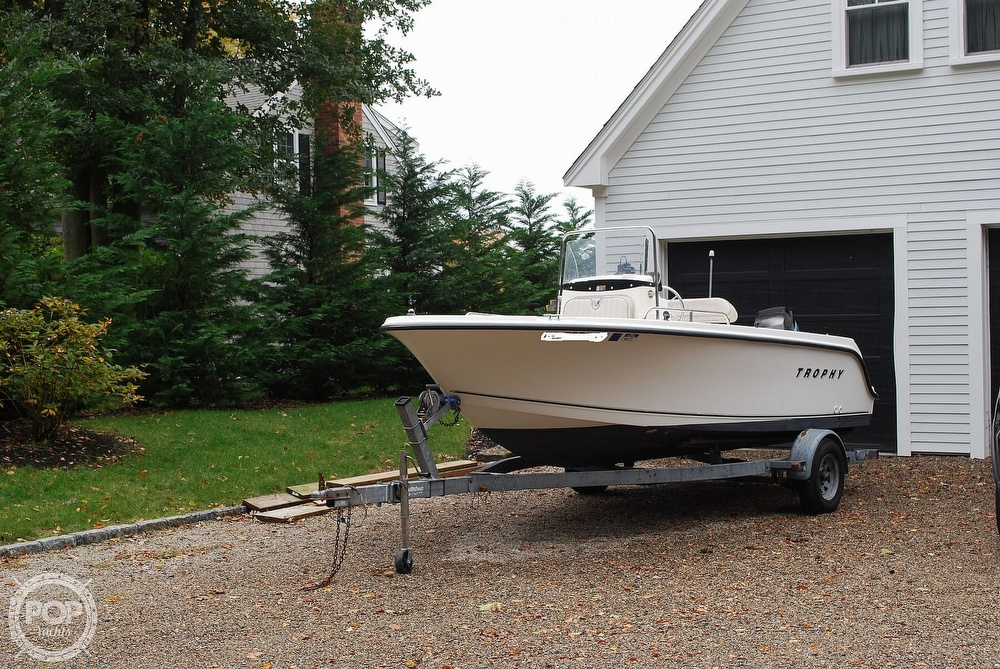 2002 Trophy boat for sale, model of the boat is 17 & Image # 4 of 41