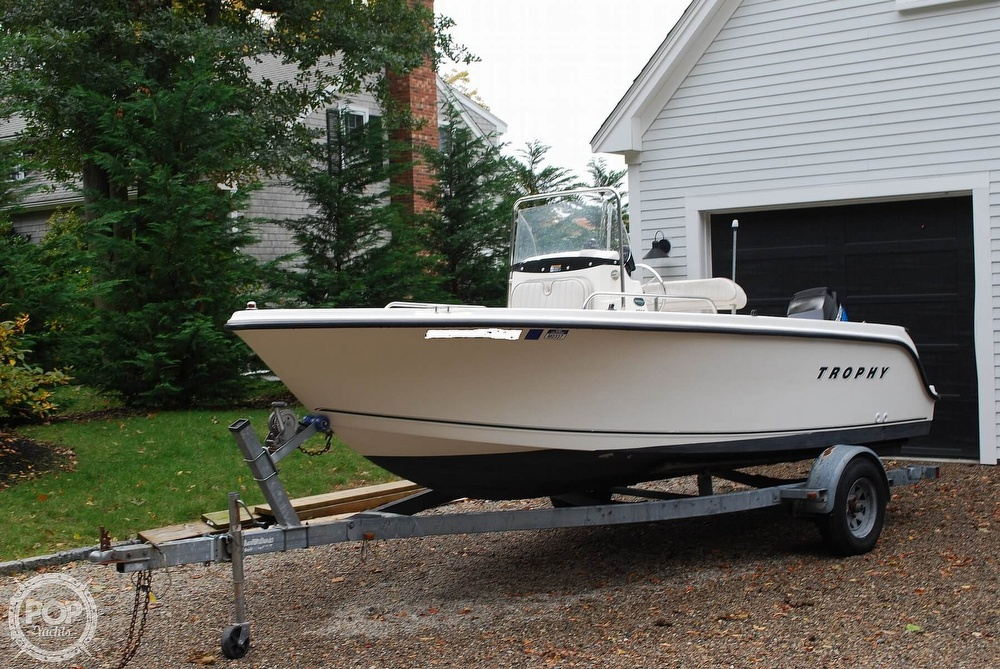 2002 Trophy boat for sale, model of the boat is 17 & Image # 5 of 41