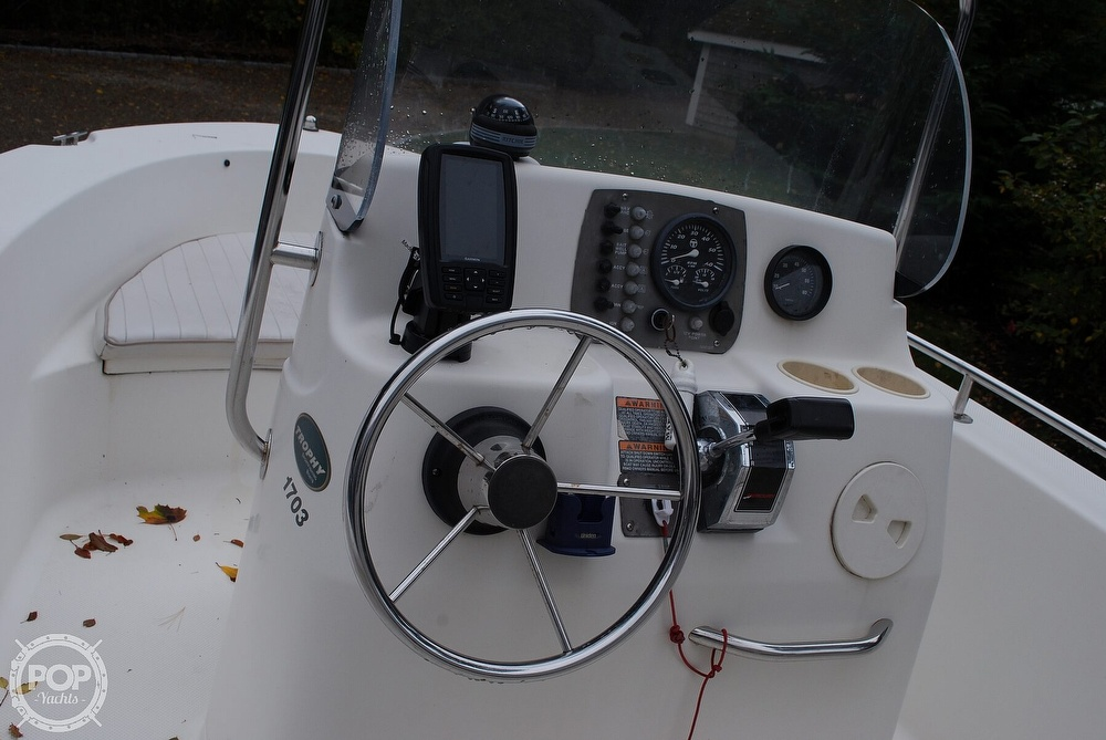 2002 Trophy boat for sale, model of the boat is 17 & Image # 27 of 41