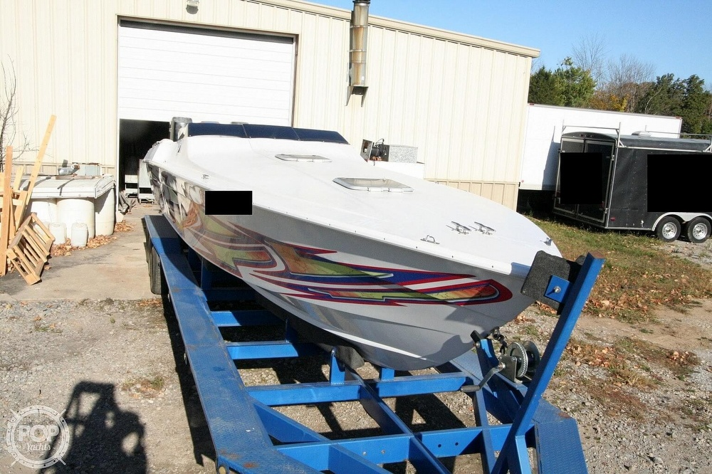 1995 Power Play boat for sale, model of the boat is 33 & Image # 7 of 40