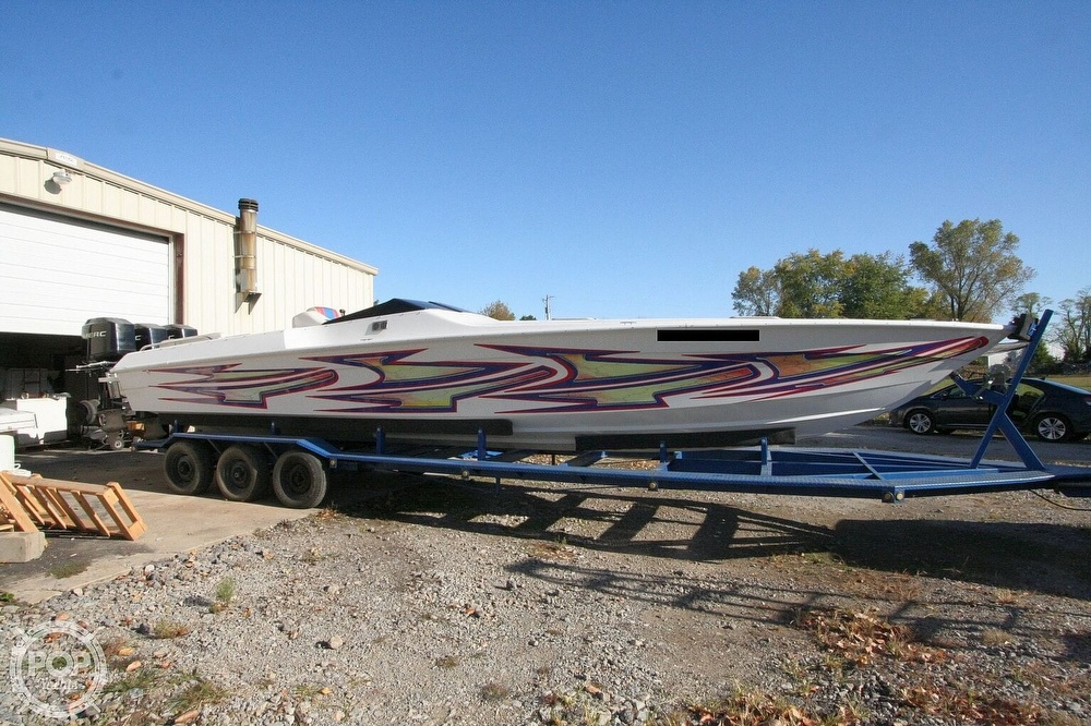 1995 Power Play boat for sale, model of the boat is 33 & Image # 10 of 40
