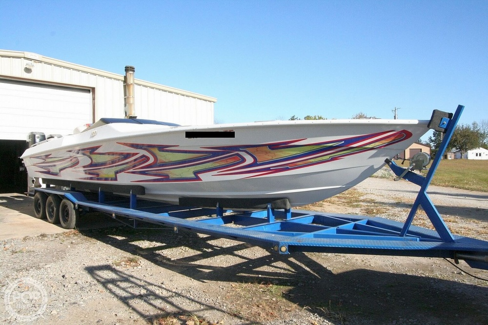 1995 Power Play boat for sale, model of the boat is 33 & Image # 12 of 40