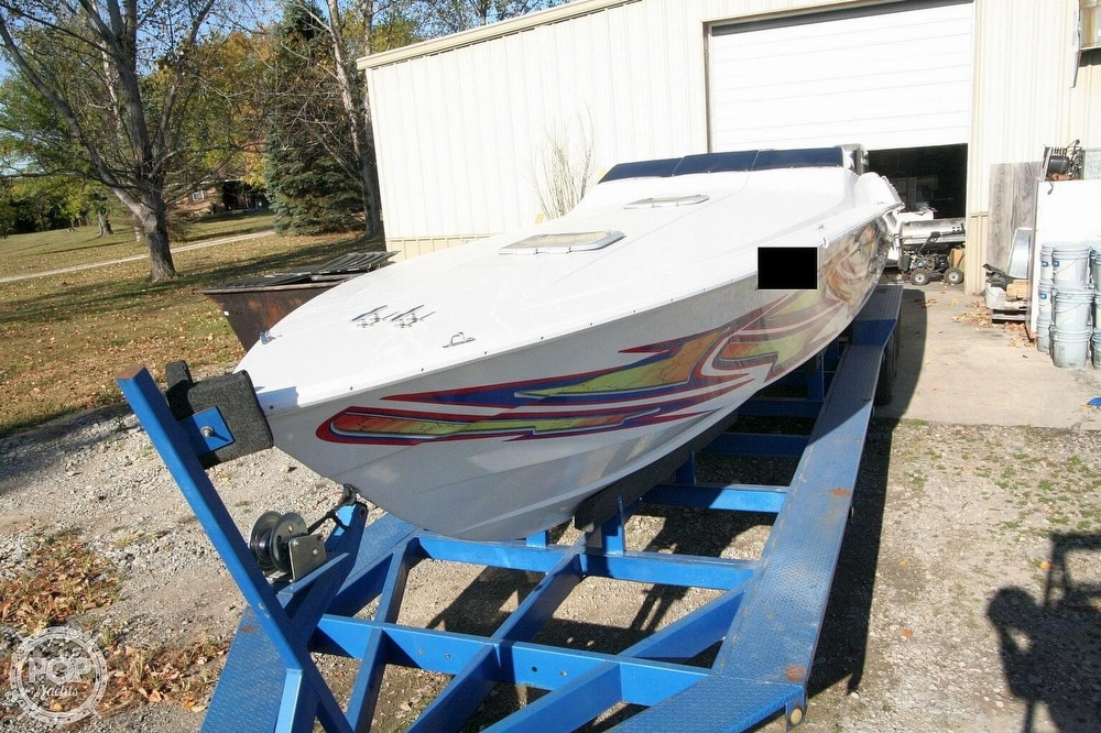 1995 Power Play boat for sale, model of the boat is 33 & Image # 14 of 40