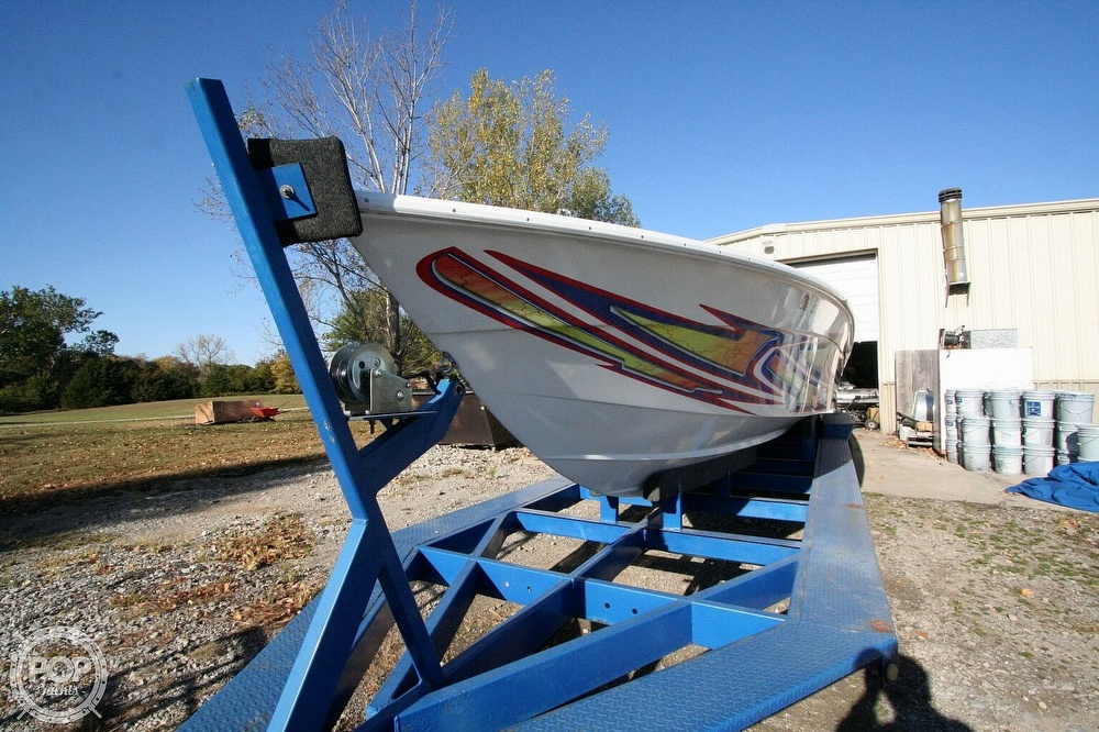 1995 Power Play boat for sale, model of the boat is 33 & Image # 15 of 40