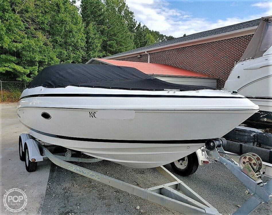 1999 Chris Craft boat for sale, model of the boat is 210 BR & Image # 22 of 40