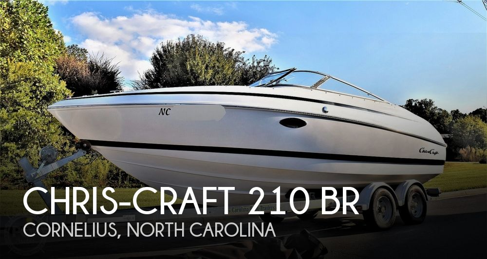1999 Chris Craft boat for sale, model of the boat is 210 BR & Image # 1 of 40