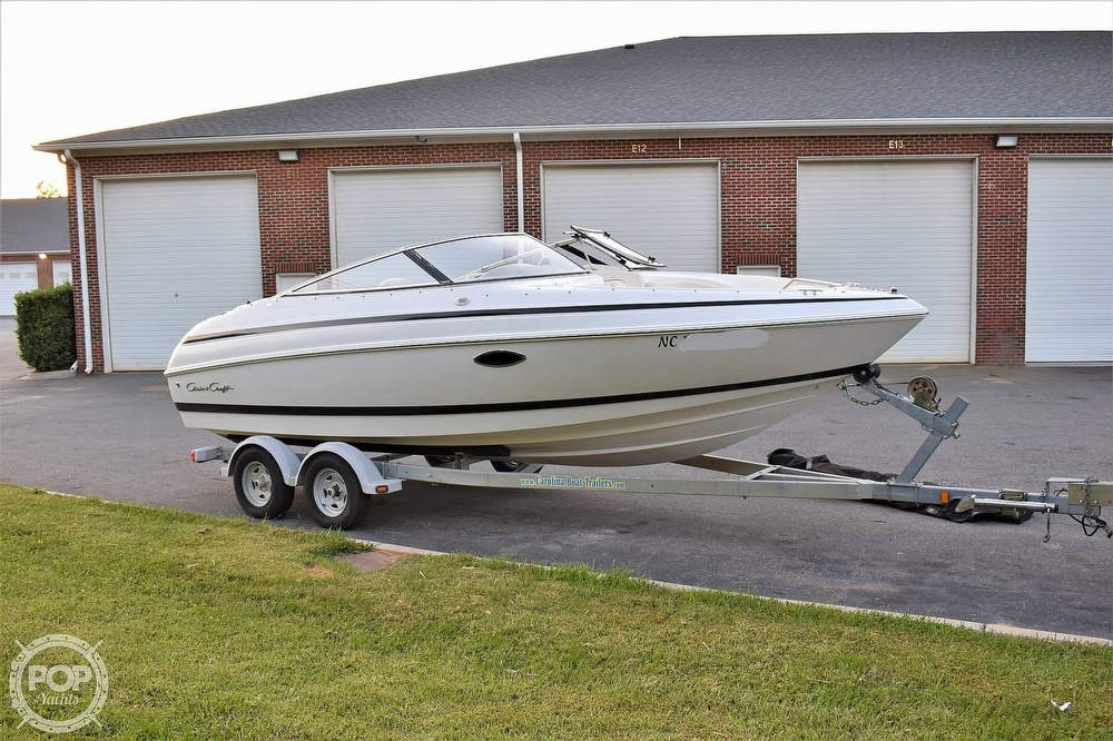 1999 Chris Craft boat for sale, model of the boat is 210 BR & Image # 21 of 40