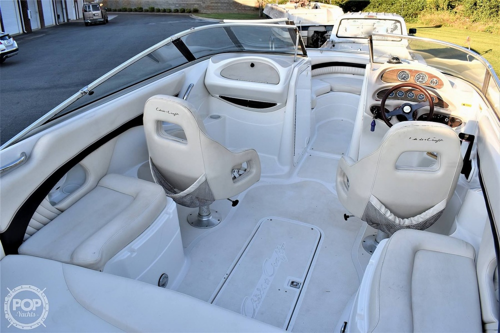 1999 Chris Craft boat for sale, model of the boat is 210 BR & Image # 26 of 40