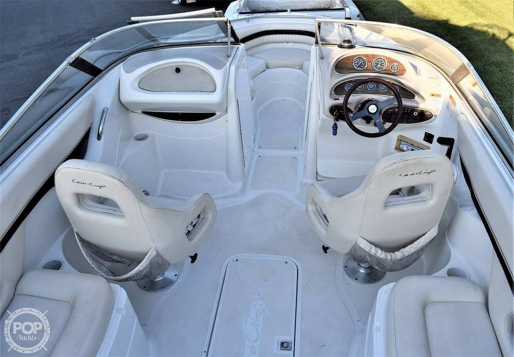 1999 Chris Craft boat for sale, model of the boat is 210 BR & Image # 27 of 40