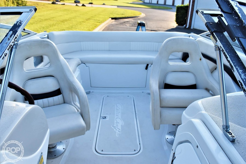 1999 Chris Craft boat for sale, model of the boat is 210 BR & Image # 34 of 40