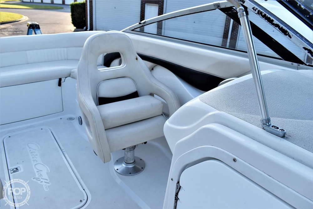 1999 Chris Craft boat for sale, model of the boat is 210 BR & Image # 36 of 40