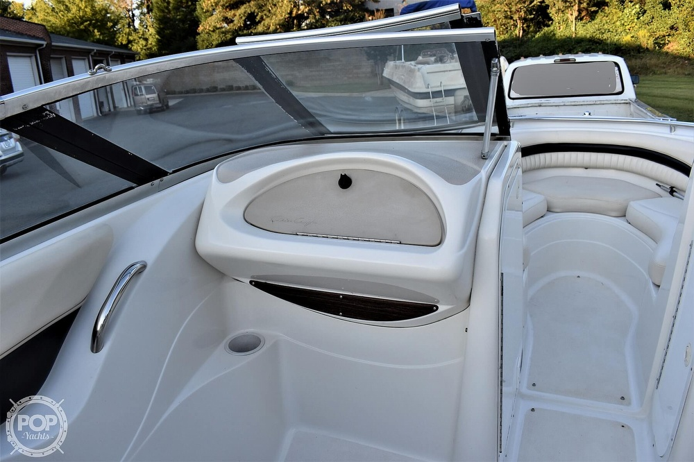 1999 Chris Craft boat for sale, model of the boat is 210 BR & Image # 38 of 40