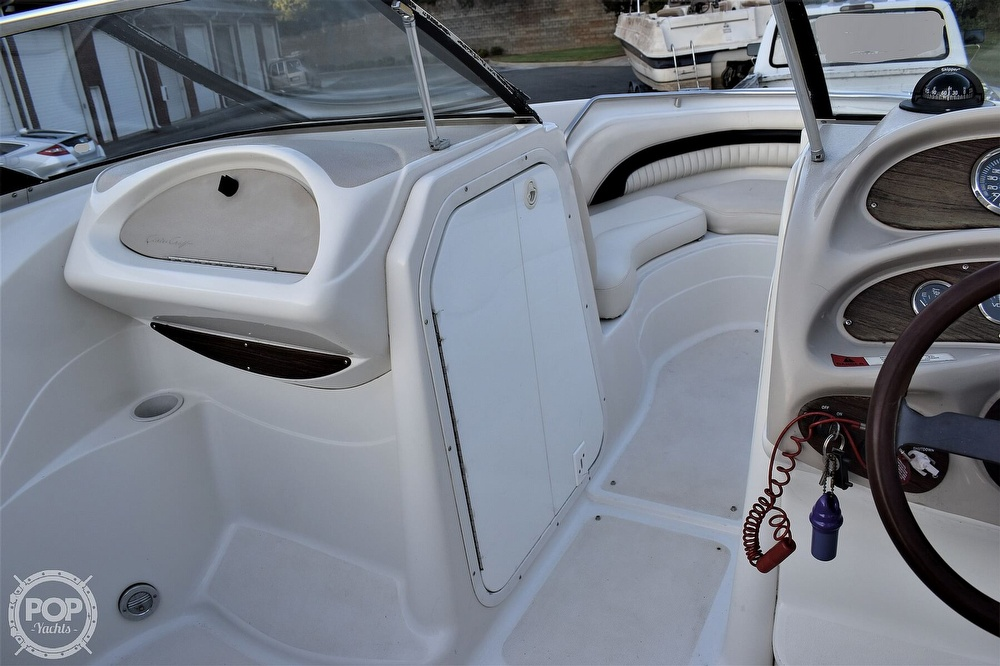 1999 Chris Craft boat for sale, model of the boat is 210 BR & Image # 39 of 40