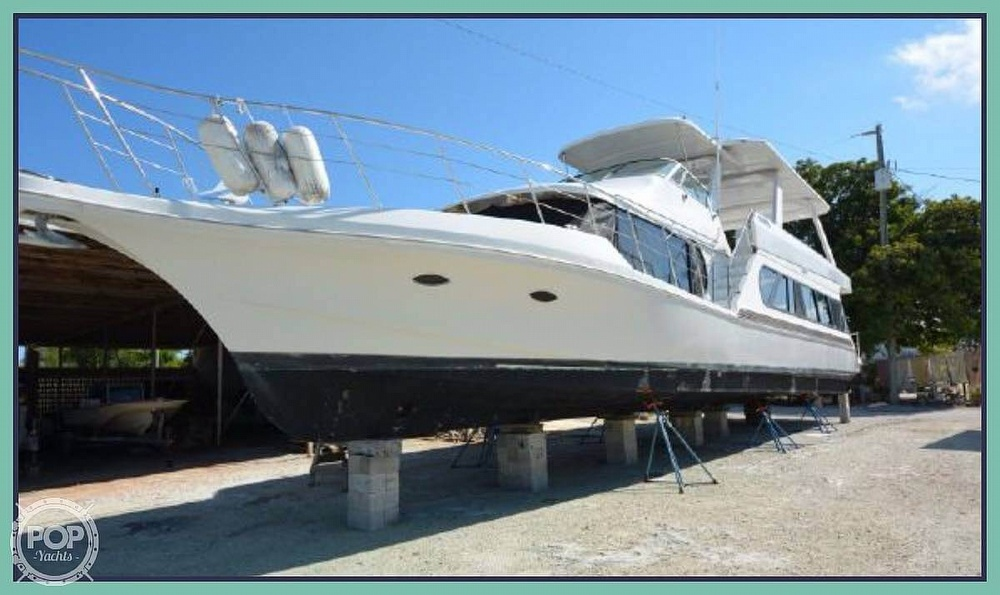 1996 Blue Water boat for sale, model of the boat is 643 & Image # 10 of 40