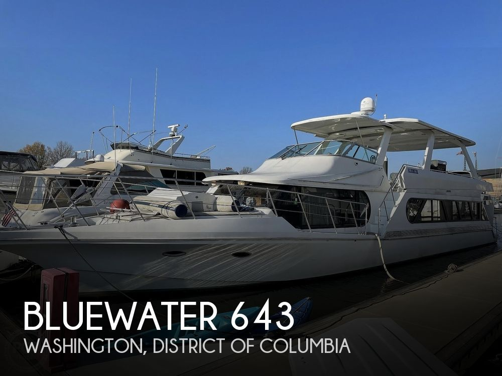 1996 Bluewater 643
