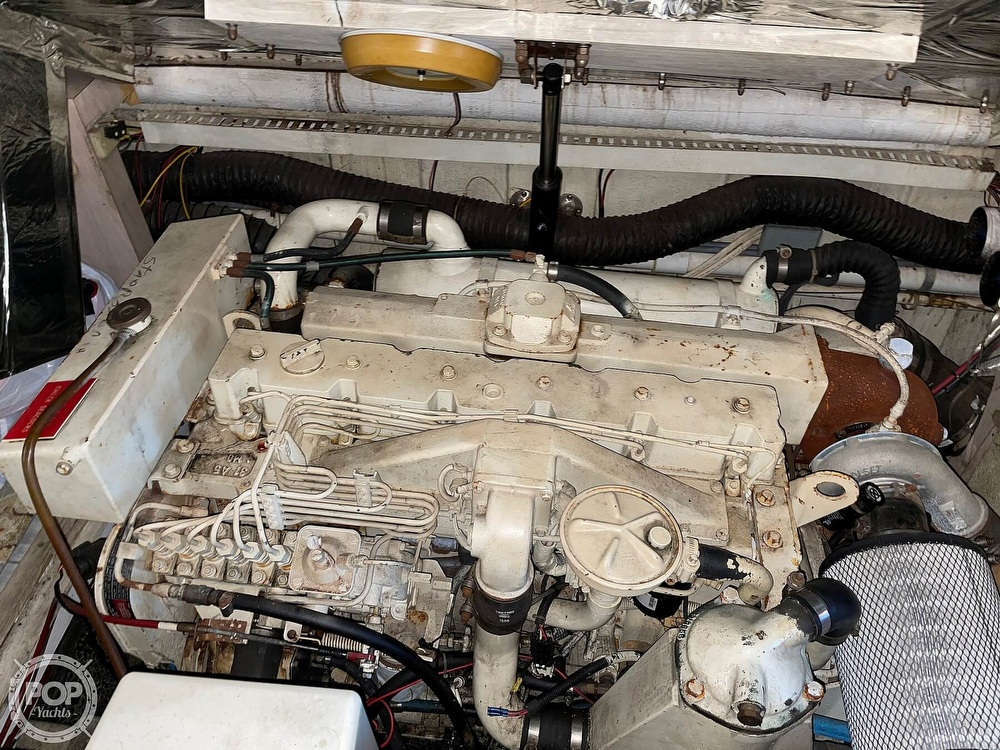 1996 Blue Water boat for sale, model of the boat is 643 & Image # 27 of 40