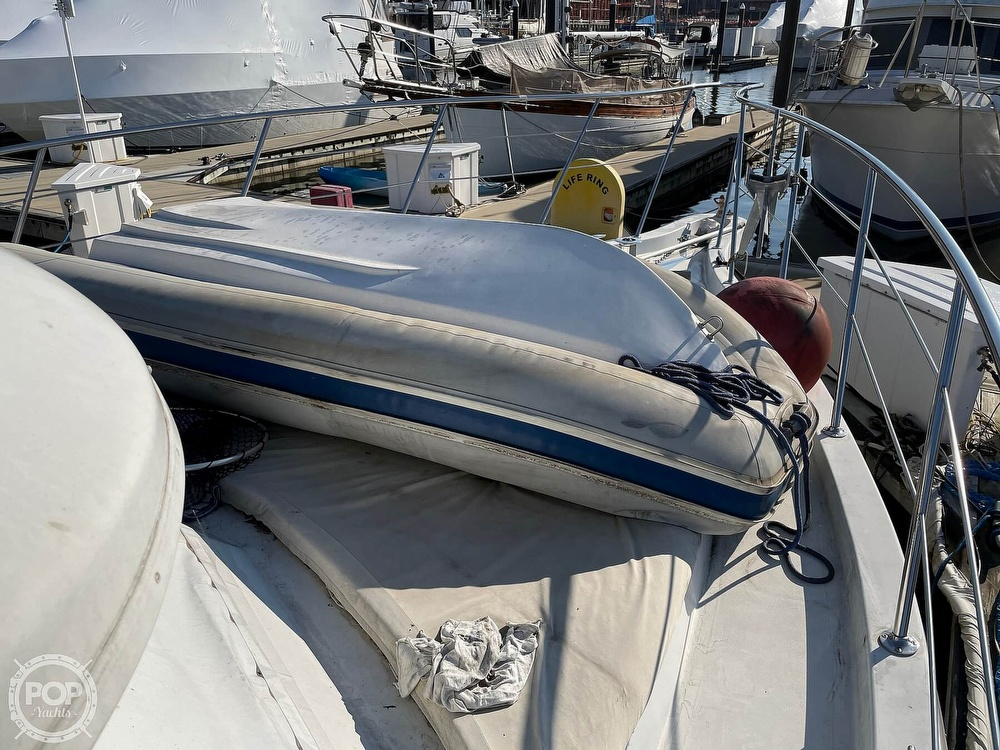 1996 Blue Water boat for sale, model of the boat is 643 & Image # 12 of 40