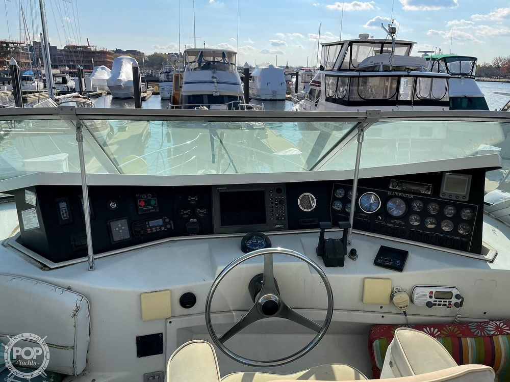 1996 Blue Water boat for sale, model of the boat is 643 & Image # 7 of 40