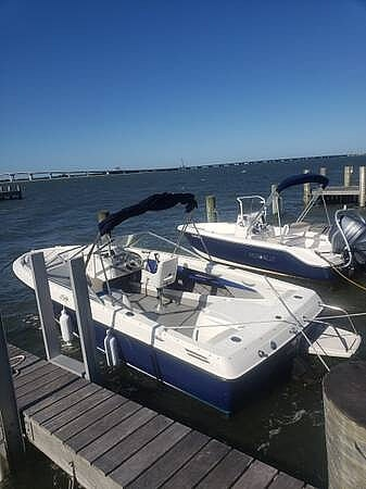 2006 Bayliner boat for sale, model of the boat is 195 & Image # 2 of 40