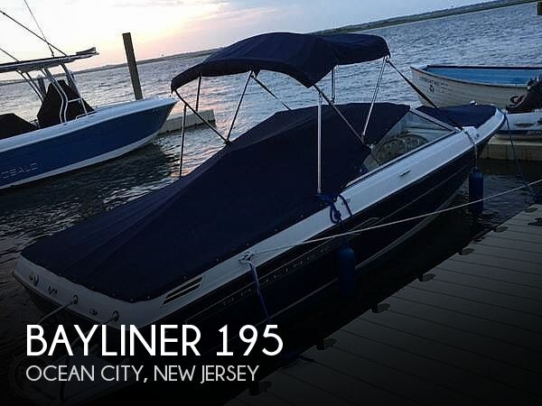 2006 Bayliner boat for sale, model of the boat is 195 & Image # 1 of 40