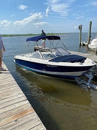 2006 Bayliner boat for sale, model of the boat is 195 & Image # 5 of 40