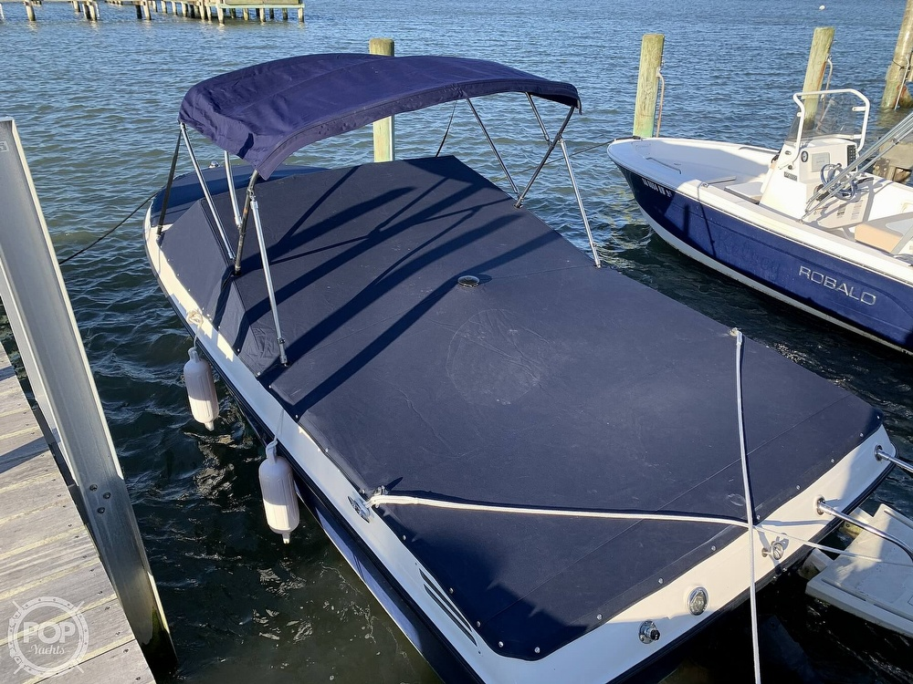 2006 Bayliner boat for sale, model of the boat is 195 & Image # 17 of 40