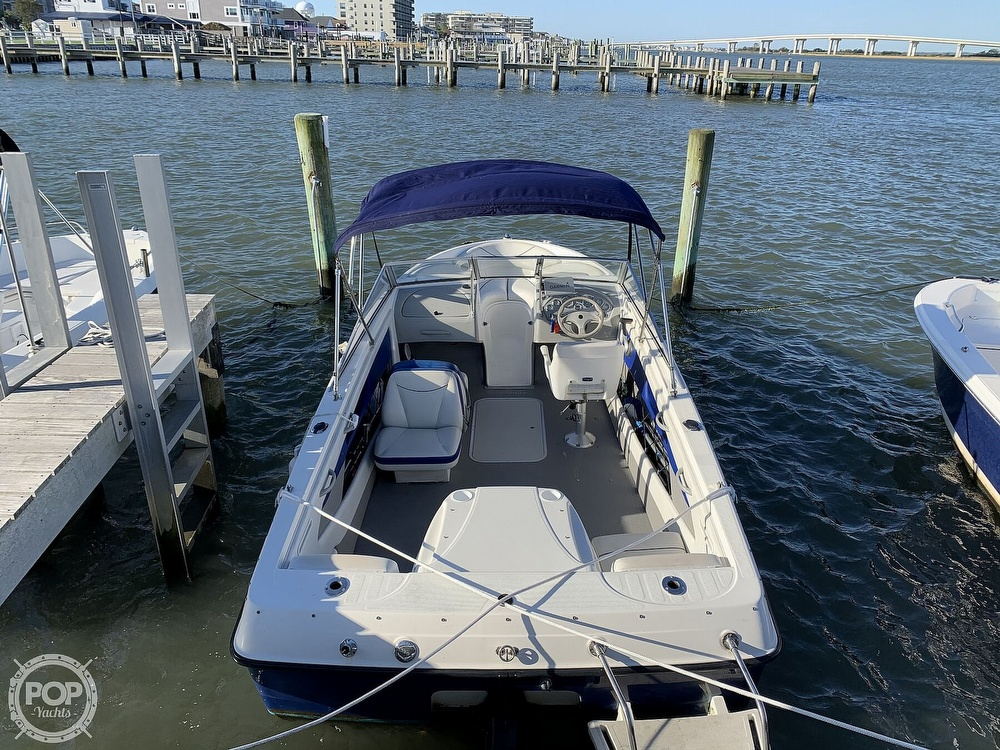 2006 Bayliner boat for sale, model of the boat is 195 & Image # 9 of 40