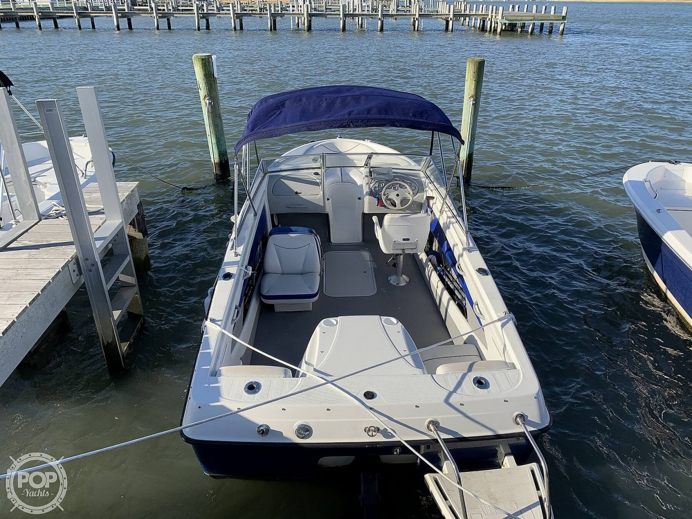 2006 Bayliner boat for sale, model of the boat is 195 & Image # 10 of 40