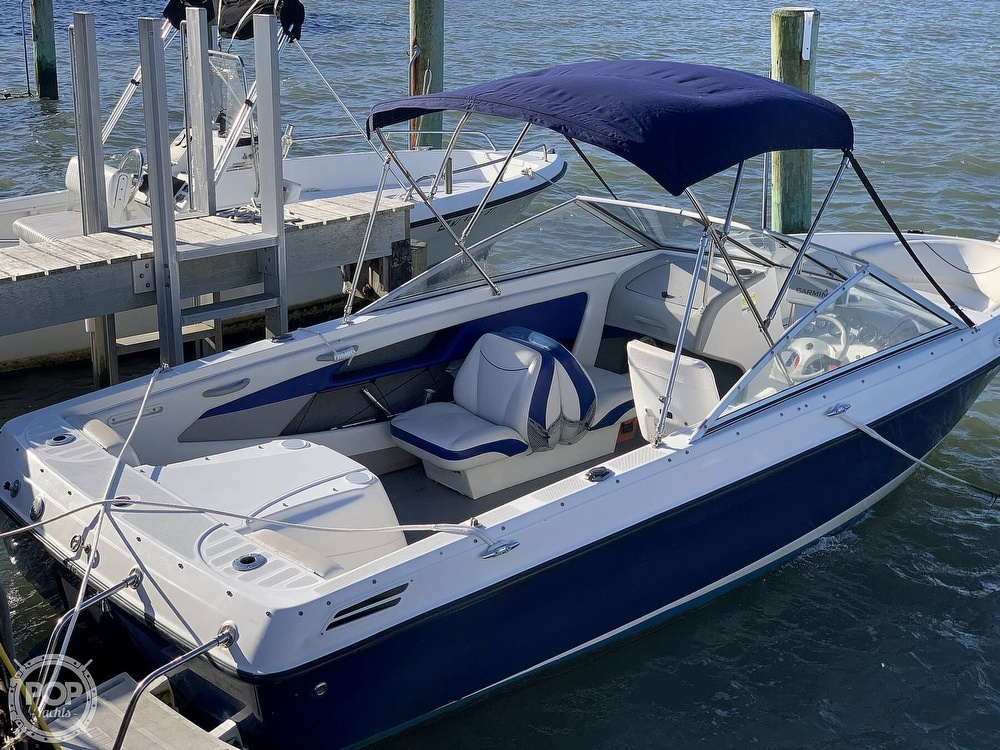 2006 Bayliner boat for sale, model of the boat is 195 & Image # 15 of 40