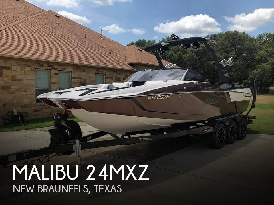 Used MALIBU Boats For Sale by owner | 2017 Malibu 24mxz