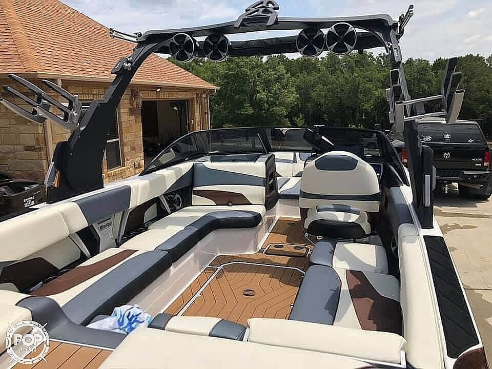 2017 Malibu boat for sale, model of the boat is 24mxz & Image # 14 of 40